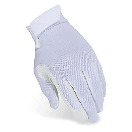 Heritage Performance Gloves, Size 6, White