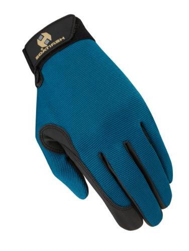 Heritage Performance Gloves, Size 7, Blue Ridge