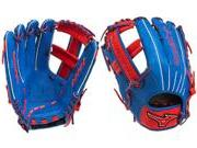 "Mizuno GMVP1250PSES4 12.5"" Royal / Red MVP Prime SE Softball"