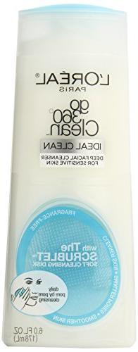 L'Oreal Paris Go 360 Clean, Deep Facial Cleanser for