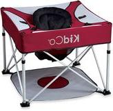 KidCo Go-Pod Plus Portable Activity Center in Cranberry