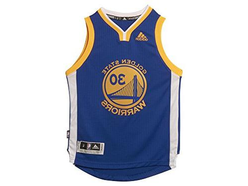 Stephen Curry Golden State Warriors Black Youth Name and