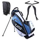 Men's New Golf Club Bag with 14-way Top Metal Stand 7