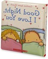 Bed Bath & Beyond Good Night, I Love You Padded Board Book