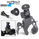 Gopro Hero 4/3+/3/2 Accessory Bicycle Motorcycle Handlebar