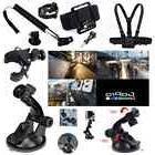 GoPro Hero 2 3 4 5 Action Camera Accessories Set Kit Pole