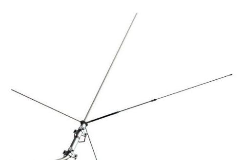 COMET GP-15 6m/2m/70cm TRI-BANDHAM RADIO VERTICAL BASE ANTENNA