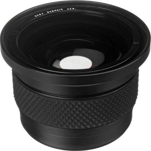 New 0.42x High Grade Fisheye Lens For Fujifilm FinePix X100