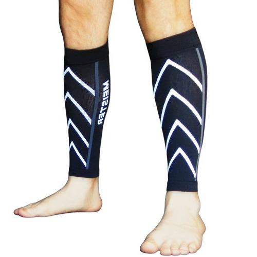 Meister Graduated 20-25mmHg Compression Running Socks for