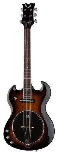Dean Gran Sport 5-String Solid Body Banjo