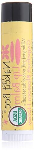 The Naked Bee Grapefruit Blossom Honey Lip Balm