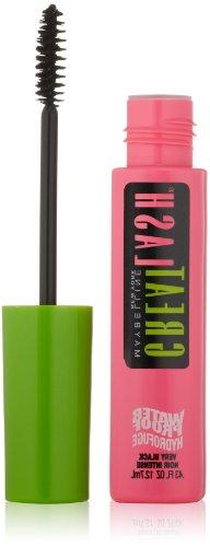 Maybelline Great Lash Waterproof Mascara, Very Black, 0.43