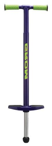 NSG Grom Pogo Stick, Purple