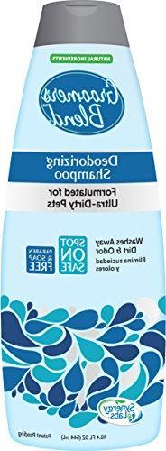 SynergyLabs Groomer's Blend Deodorizing Shampoo; 18.4 fl. oz