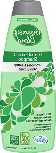 SynergyLabs Groomer's Blend Herbal Extract Shampoo; 18.4