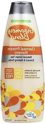 SynergyLabs Groomer's Blend Oatmeal Protein Shampoo; 18.4