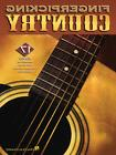 """""""FINGERPICKING-COUNTRY"""" GUITAR W/TAB-MUSIC BOOK-BRAND NEW"""