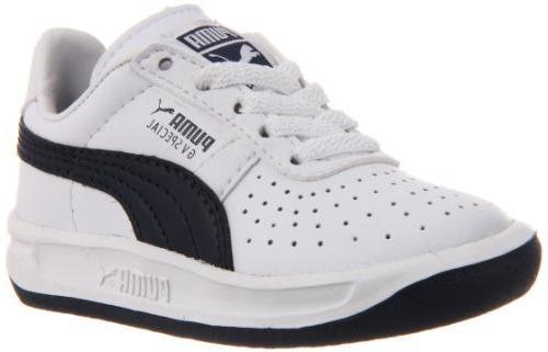 PUMA GV Special Leather Sneaker ,Spectrum Blue/White/