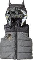 H&M Padded Vest - Dark gray/Batman - Kids