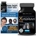 Hair Growth Vitamins Hair Loss Treatment for Faster Growth