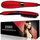 Hair Straightener Ceramic Straightening Brush, Professional