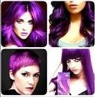Hair Color Hair styles Dye Cream Permanent Berina A6 Purple