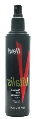 Vitalis Hairspray Pump Maximum Hold 8 oz