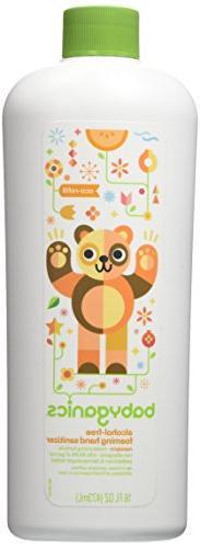 BabyGanics Hand Sanitizer Tangerine Refill - 16 oz