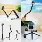 3-Way Handheld Mount Monopod Tripod Accessories for GoPro