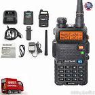 Handheld Radio Scanner Police Fire Transceiver Portable