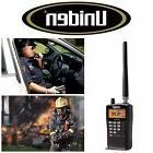 Uniden Handheld Scanner Radio Digital Police Portable