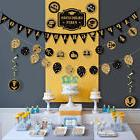 New Happy Graduation Banner Garland Bunting Banner Party