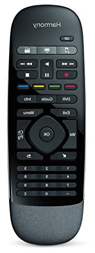 Logitech Harmony Smart Control Add-On Companion Remote for