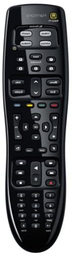 Logitech Harmony 350 for Universal Control of Up To 8