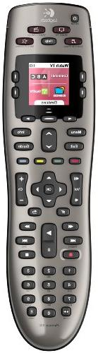 Logitech Harmony 650 Infrared Remote Control - Silver
