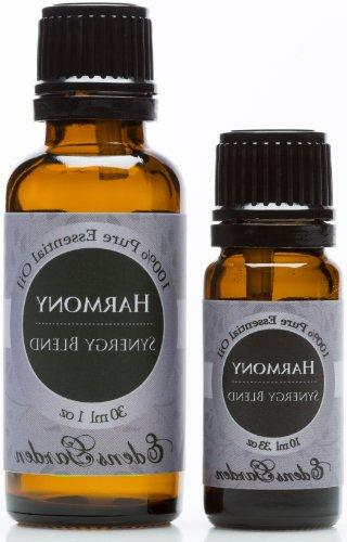 Harmony Synergy Blend Essential Oil by Edens Garden - 30 ml
