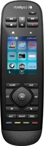Logitech Harmony Touch Universal Remote with Color