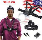 5IN1 Harness Head + Chest Strap Mount Accessories Kit For