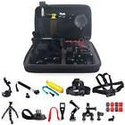 25in1 Head Chest Mount Monopod Accessories Kit For GoPro