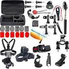 34in1 Head Chest Mount Outdoor Accessories Kit For GoPro