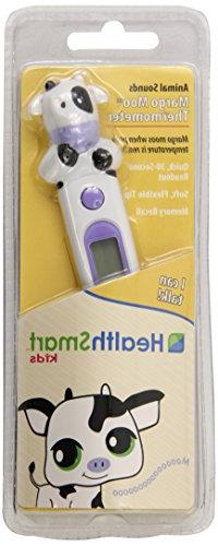 Health Smart Kids Animal Sounds Thermometer - Margo Moo