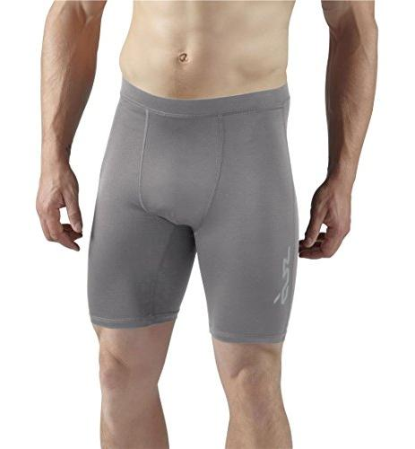SUB Sports HEAT Stay Cool Mens Semi Compression Shorts -