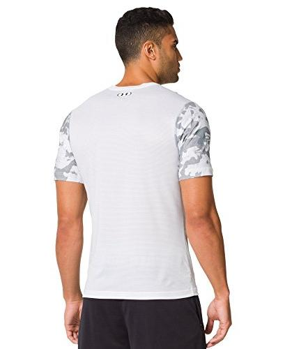 Men's Under Armour Heatgear Sonic Fitted Printed Short