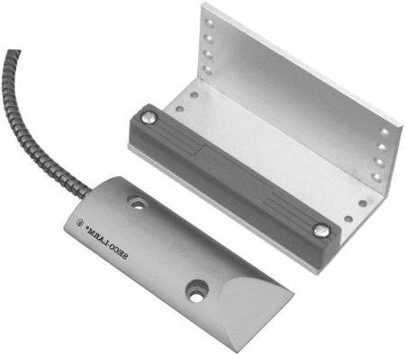 Heavy-Duty Magnetic Garage Door Switch-N.O. Contact For N.C