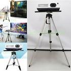 "21-55"" Heavy Duty Tripod Laptop Projector Stand For DJ"