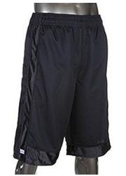 Pro Club Heavyweight Mesh Basketball shorts Black Large