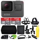 GoPro HERO5 Black Edition Action Camera +32GB Complete Value