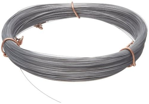High Carbon Steel Wire, #2B  Finish, Full Hard Temper, ASTM