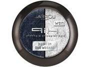 L'Oreal  HiP  Professional Metallic Duos, Platinum, 0.08 oz