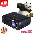 7000 LUMENS HD 1080P HOME CINEMA THEATER MULTIMEDIA LED LCD